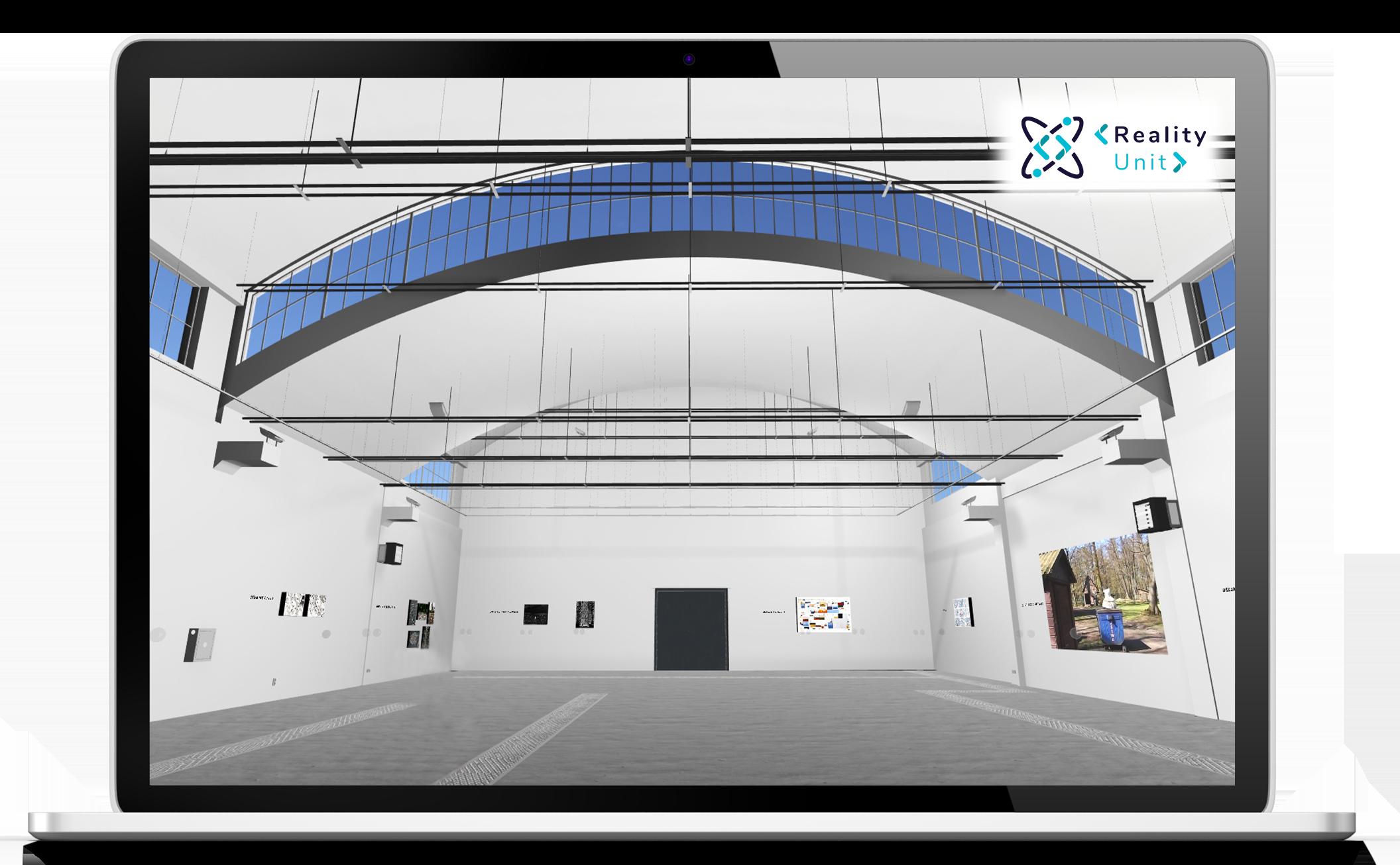 Labirynt Gallery in VRChat
