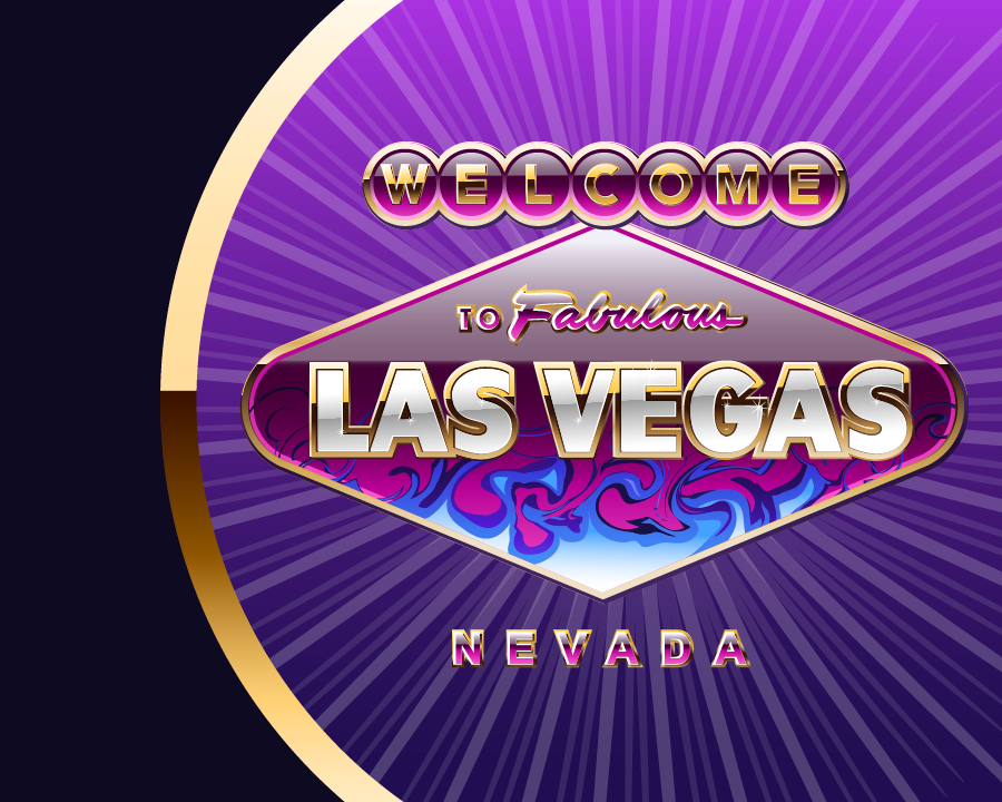 Our home is Las Vegas